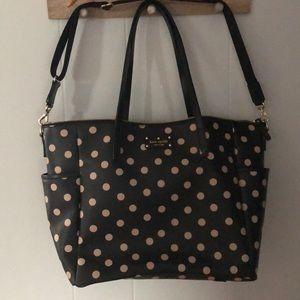 Kate Spade Diaper Bag NWOT